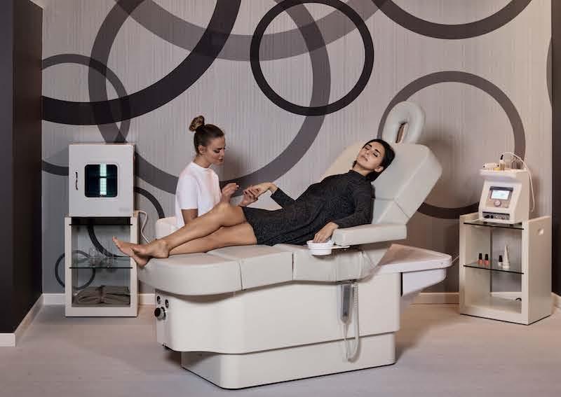 Fotel spa wielofunkcyjny NILO
