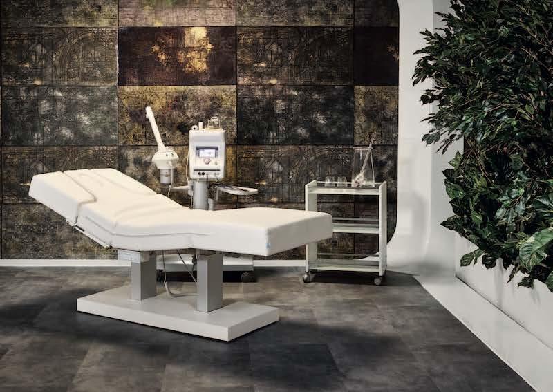 Łóżko spa wielofunkcyjne do masażu NILO